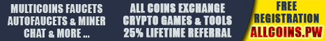 Allcoins Faucet Games and Chat