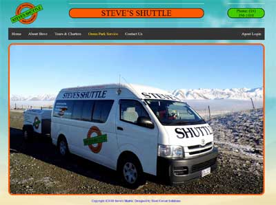 steveshuttle.co.nz